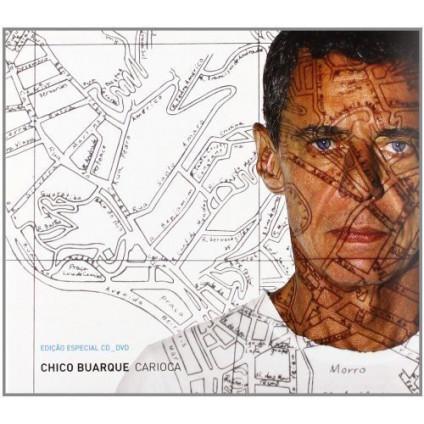 Carioca - Chico Buarque - CD+DV