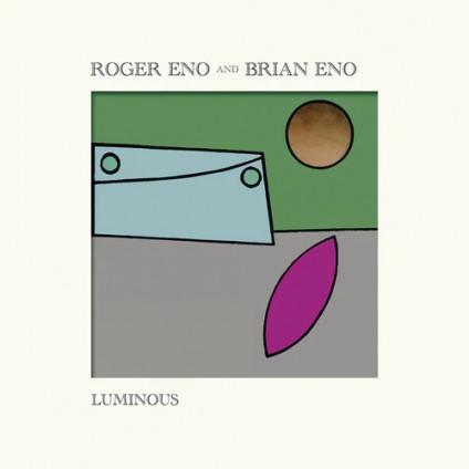 Roger Eno - Brian Eno - LP