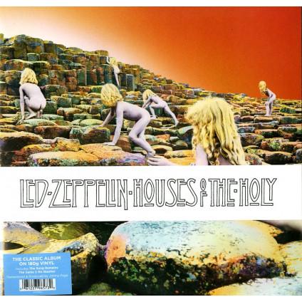 Houses Of The Holy - Led Zeppelin - CD