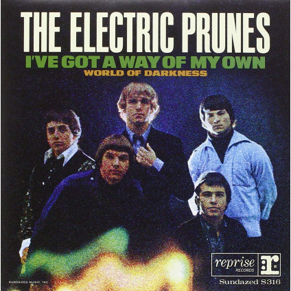 I've Got A Way Of My Own - The Electric Prunes - LP