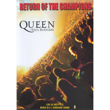 Paul Rodgers - Queen - CD