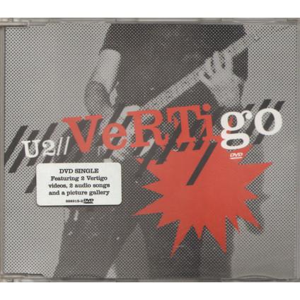 Vertigo - U2 - CD