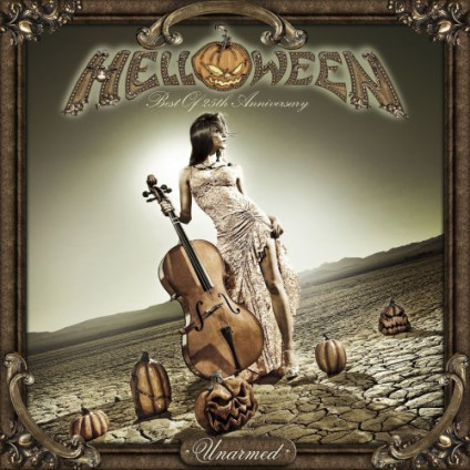 Unarmed (Remastered 2020) (Digipack Limited Edt.) - Helloween - LP