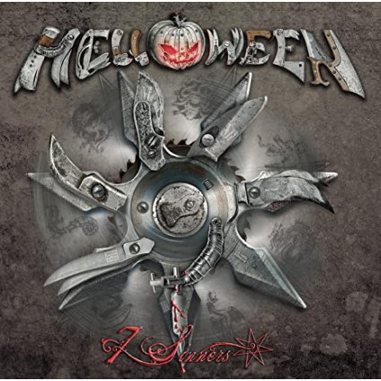 7 Sinners (Remastered 2020) (Vinyl Transparent) - Helloween - LP