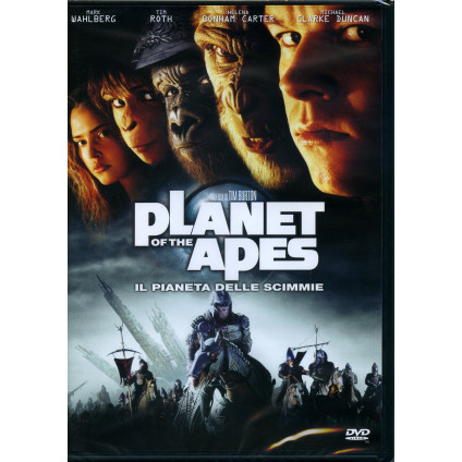 Planet Of The Apes 2001 2Dvd - Wahlberg