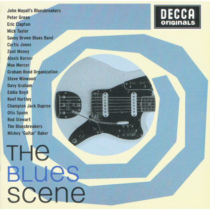 The Blues Scene - Various - LP