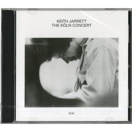 The Köln Concert - Keith Jarrett - CD