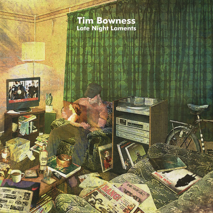 Late Night Laments - Tim Bowness - LP