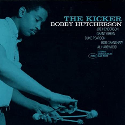 The Kicker - Bobby Hutcherson - LP