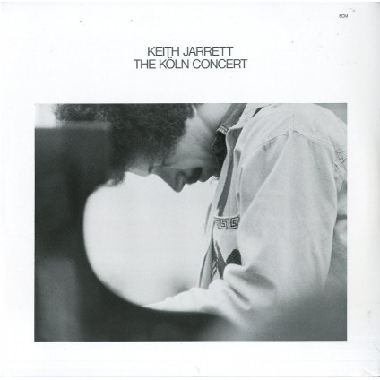 The Köln Concert - Keith Jarrett - LP