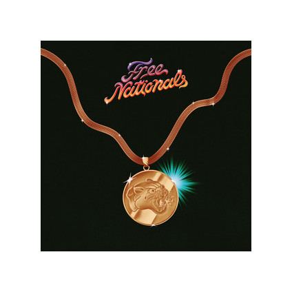 Free Nationals - The Free Nationals - LP