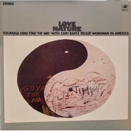 Love Nature - Terumasa Hino Quintet - LP