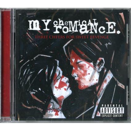 Three Cheers For Sweet Revenge - My Chemical Romance - CD