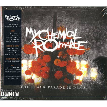 The Black Parade Is Dead! - My Chemical Romance - CD