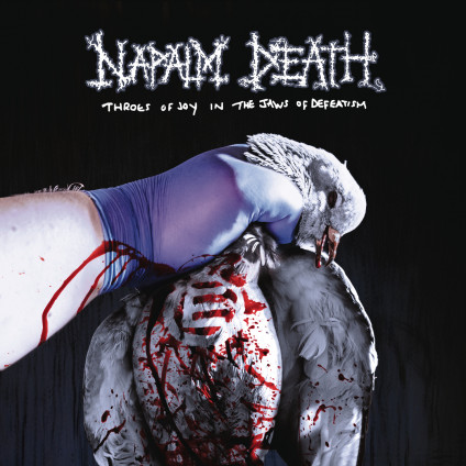 Throes Of Joy In The Jaws Of Defeatism - Napalm Death - CD