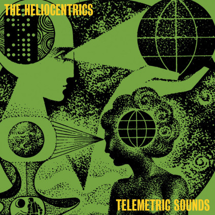 Telemetric Sounds - Heliocentrics - LP