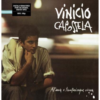 All'Una E Trentacinque Circa - Vinicio Capossela - LP