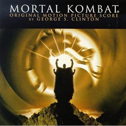 Mortal Kombat (Original Motion Picture Score) - George S. Clinton - LP