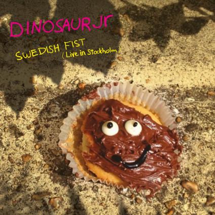 Swedish Fist (Live In Stockholm) - Dinosaur Jr. - LPMIX