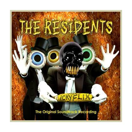 Icky Flix (The Original Soundtrack Recording) - The Residents - LPMIX