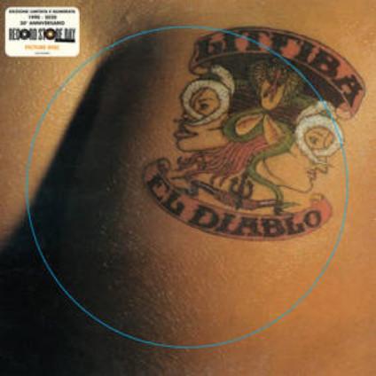El Diablo - Litfiba - LP
