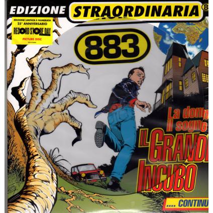 La Donna Il Sogno & Il Grande Incubo - 883 - LP