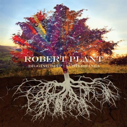 "Digging Deep: Subterranea - Robert Plant - 7"""