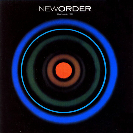 Blue Monday - New Order - CD