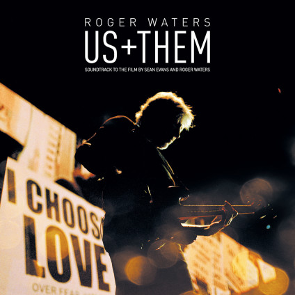 Us + Them - Roger Waters - LP