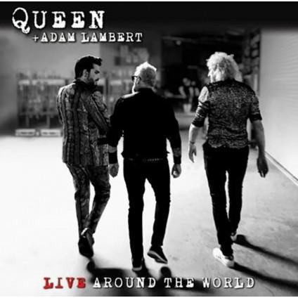 Adam Lambert - Queen - CD