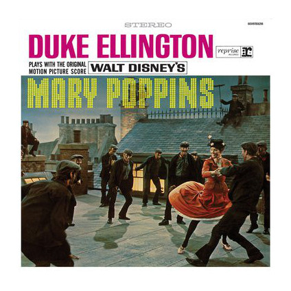 Plays With The Original Motion Picture Score Mary Poppins - Duke Ellington - LP