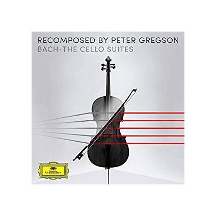 Bach* - Peter Gregson - CD