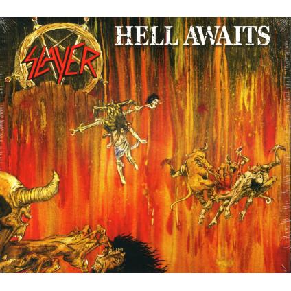 Hell Awaits - Slayer - CD