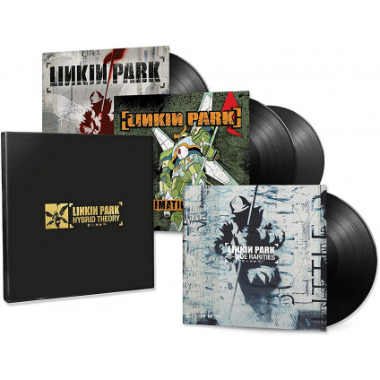 Hybrid Theory - Linkin Park - LP