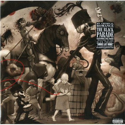 The Black Parade - My Chemical Romance - LP