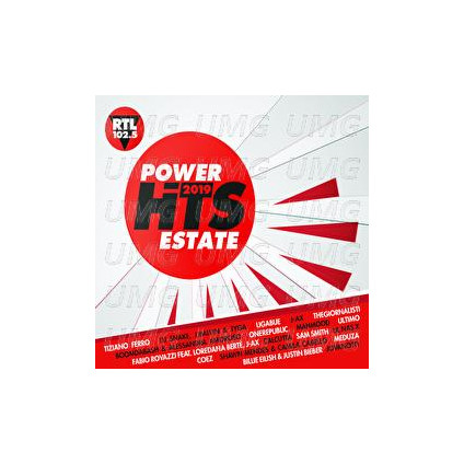 Power Hits Estate 2019 - Various - CD