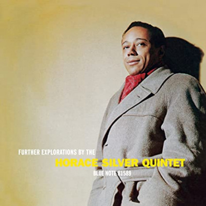 Further Explorations - The Horace Silver Quintet - LP