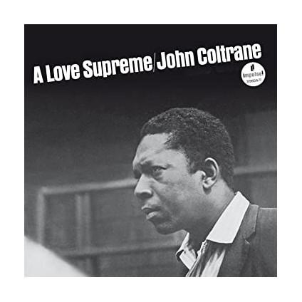 A Love Supreme - John Coltrane - LP