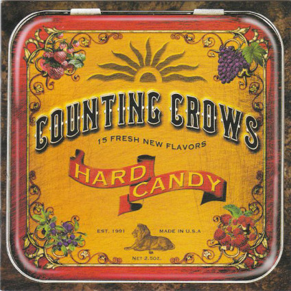 Hard Candy - Counting Crows - CD