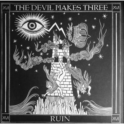 Redemption & Ruin - The Devil Makes Three - LP