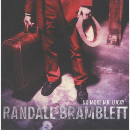 No More Mr. Lucky - Randall Bramblett - CD