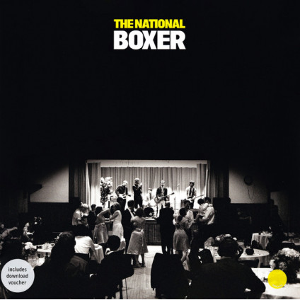 Boxer - The National - LP
