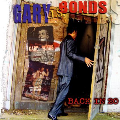 Back In 20 - Gary U.S. Bonds - CD
