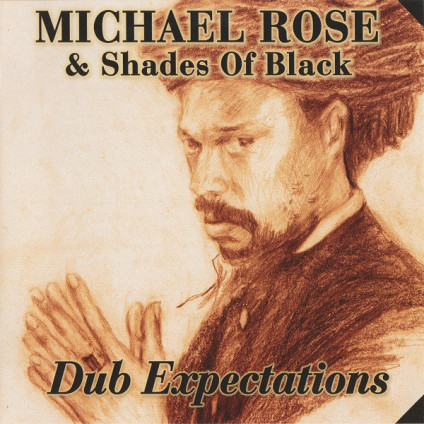 Shades Of Black (3) - Michael Rose - CD