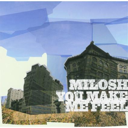 You Make Me Feel - Milosh - CD