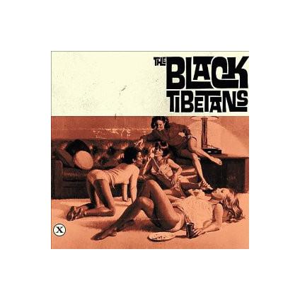 The Black Tibetans - The Black Tibetans - CD