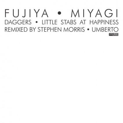 Daggers / Little Stabs at Happiness - Fujiya & Miyagi - LPMIX