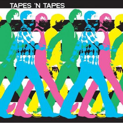 Walk It Off - Tapes 'n Tapes - LP