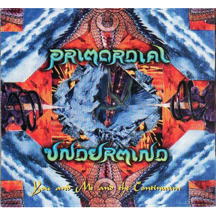 You And Me And The Continuum - Primordial Undermind - CD