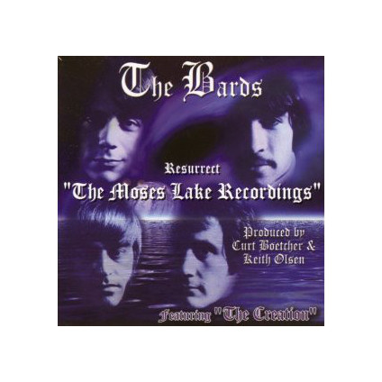 The Moses Lake Recordings - The Bards - CD